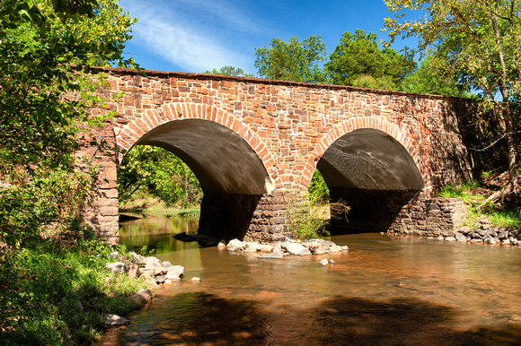 Stone Bridge - Manassas National Battlefield Park