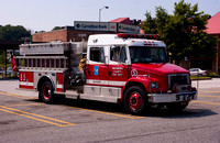 Baltimore County FD Engine 5